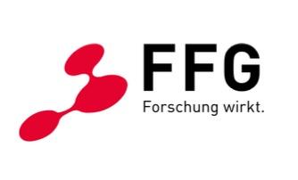 Logo der FFG - Forschung wirkt